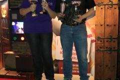Podium winnaars 2017 - 2018